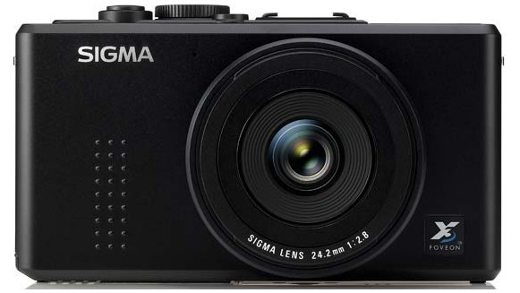 Sigma DP2x high end compact gets UK price and launch date