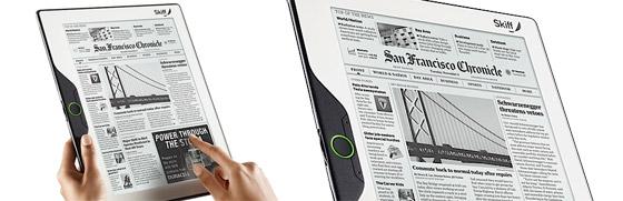 Skiff eReader looks incredible with huge, luscious display