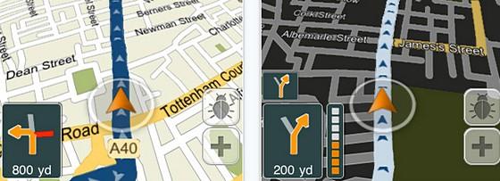 Skobbler app offers budget iPhone sat nav for £1.19