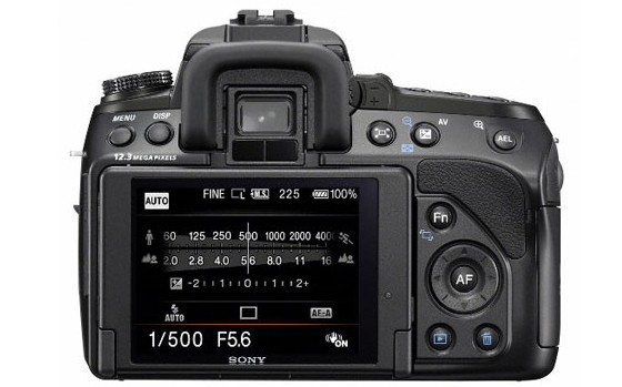 Sony Alpha A500 mid-priced dSLR: reviews round up