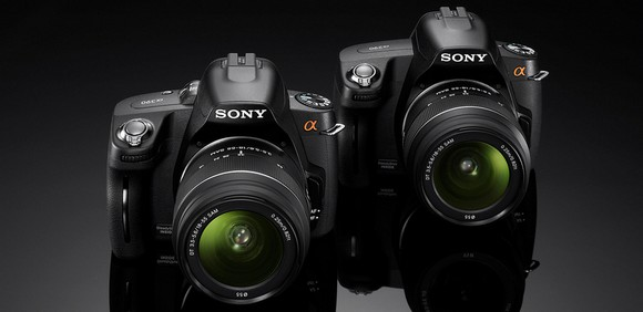 Sony slams out Alpha DSLR-A290, DSLR-A390 entry level D-SLRs