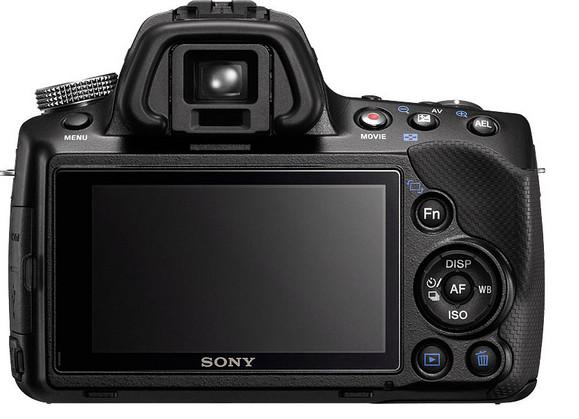 Sony Alpha SLT-A35 serves up speedy snaps at a sensible price