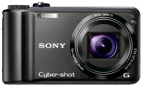 Sony Cyber-shot DSC-H55 packs a 25-250mm zoom