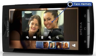 Xperia X10 8MP camera coming to Vodafone UK in April
