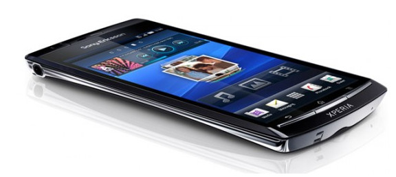 Sony Ericsson's ultra-slim Xperia arc - full specs and videos