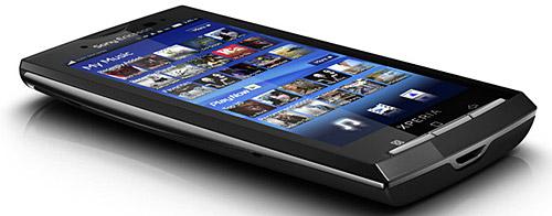 Sony Ericsson XPERIA X10: Sony goes Android
