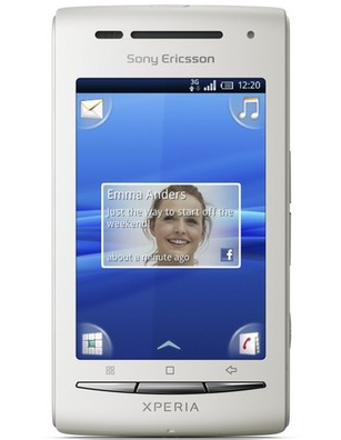 Sony Ericsson Android XPERIA X8 breaks cover