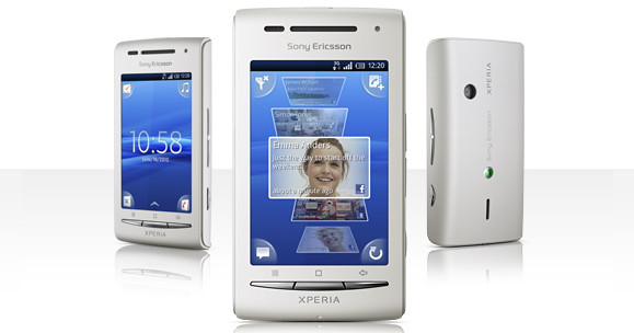Sony Ericsson Xperia X8 gets the video treatment