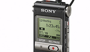 Sony IDC-UX300 stores 1,000-hours of recording