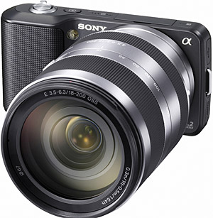 Sony unleash NEX-3 / NEX-5 mirrorless compact=