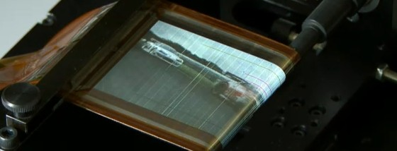 Sony show off remarkable rollable OLED display