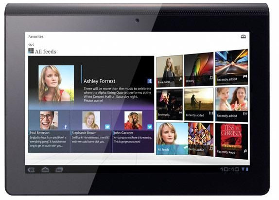 Sony S1 9.4 tablet goes on sale in UK for 16th Sept launch