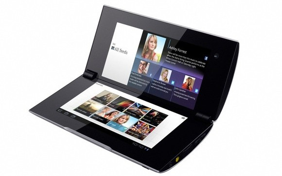 Sony S1, S2 Android tablets coming, shiny video ready to roll