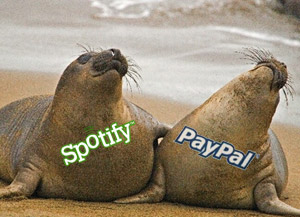Spotify adds PayPal payment option. Do you care?