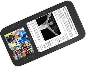 Spring Design introduces Alex: a dual-screen Android-based e-reader