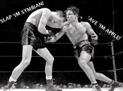 iPhone versus Symbian - app slapdown