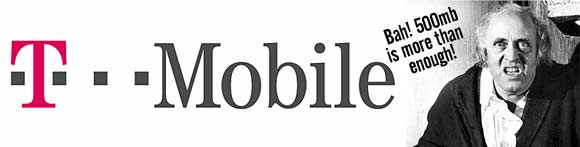 T-Mobile 500GB data limit to apply to all customers