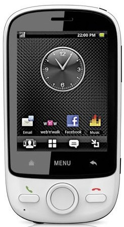 T-Mobile Pulse Mini - cheap'n'cheerful Android smartphone