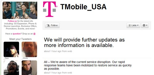 Massive outage hits T-Mobile US