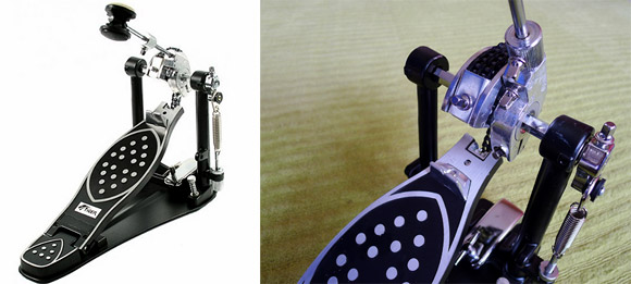 Review: Tiger single bass drum pedal - fantastic value for drum botherers