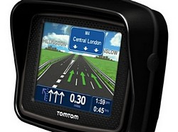 TomTom announces Urban Rider GPS for motorbikers