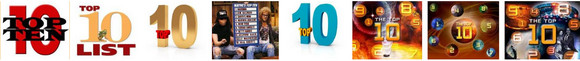Top ten most popular posts on the urban75 blog for 2010