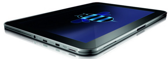 UK bound Toshiba AT200 10 inch tablet claims world's thinnest crown