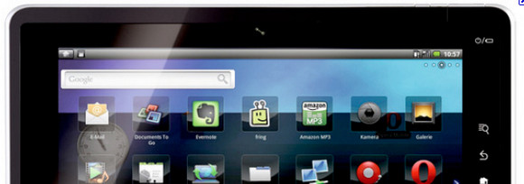 Toshiba Toshiba's Folio 100 10-incher joins the Android tablet party