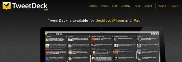TweetDeck Twitter app coming to Android – more advanced than iPhone