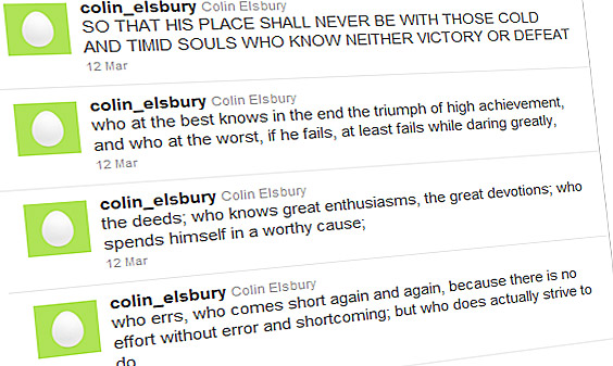 Britain's first libel damages paid over a Twitter entry