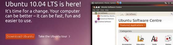 Ubuntu 10.04 release