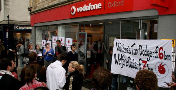 Locate your local corporate tax-shirker with the protester-friendly UKuncut mobile website