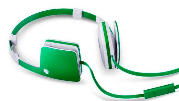Urbanista say it's hip to be square with their Copenhagen funky foldable headphones