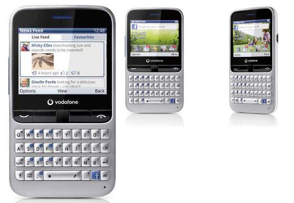 Vodafone 555 Blue Facebook phone targets da yoot and emerging markets