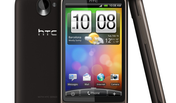 T-Mobile HTC Desire Android 2.2 update arrives
