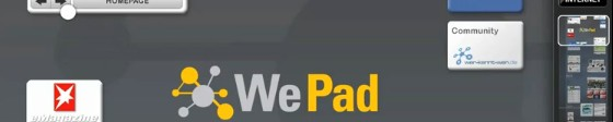 WePad - German iPad rival - gets official with specs and video