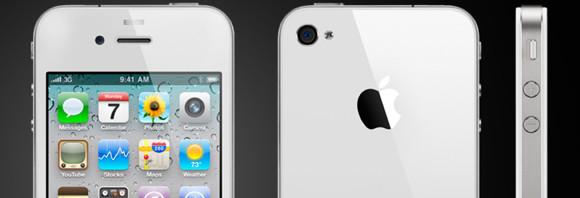 Apple delays the white iPhone until spring 2011