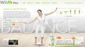 Wii Fit Plus on sale today