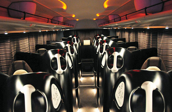 Now this is what we call luxury coach travel: Osaka to Tokyo by Willer Express