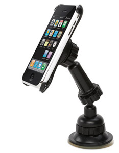 Review: WindowSeat car mount for iPhone & iPod Touch