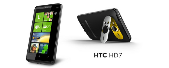 HTC rolls out FIVE Windows Phone 7 handsets