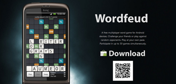 Wordfeud for Android review: great Scrabble-like game