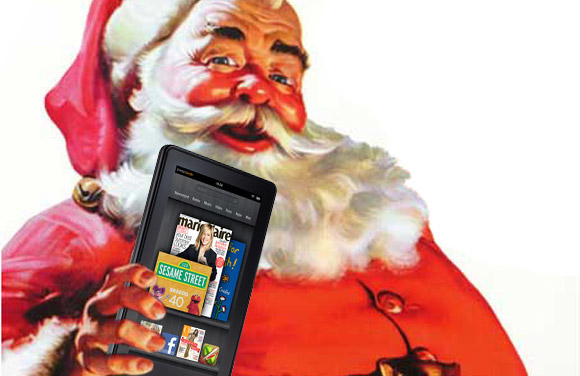 Three gadgets we'd like around our Christmas tree, please Santa
