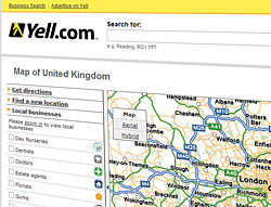 Yell.com iPhone app avaiable in UK