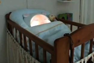 Japanese baby robot Yotaro: unsettlingly weird