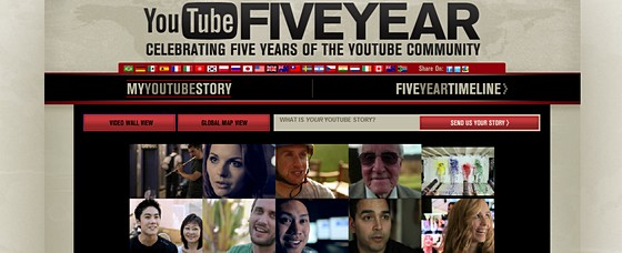 YouTube hits 2 billion views per day