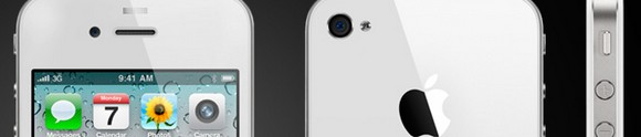 Apple iPhone 4 in white gets delayed