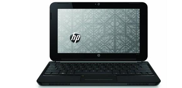 Netbook choice: HP Mini 210: great keyboard, sharp design, decent price