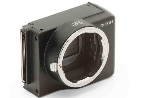 Ricoh GXR Leica mount