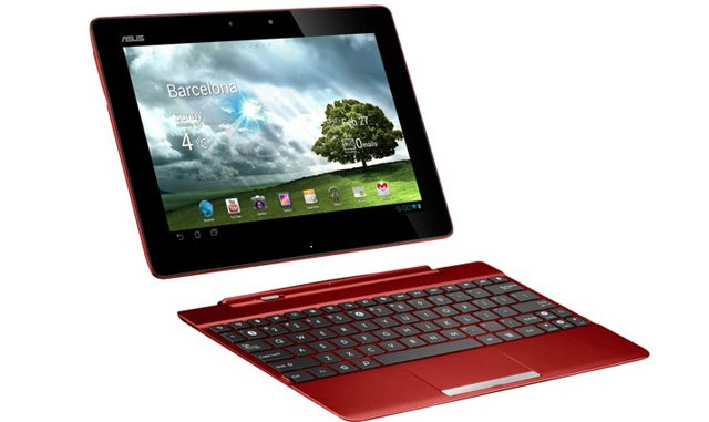 ASUS Transformer Pad 300 lower end tablet offers 1280 x 800 display, 16GB storage, 10 hours battery